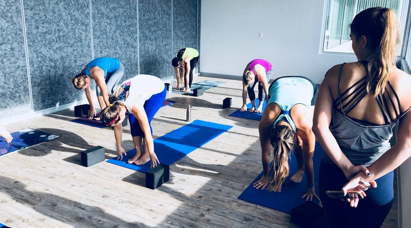 Yoga in San Diego featured image
